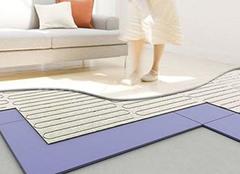 地暖安装经验分享 几招让你的家更暖和