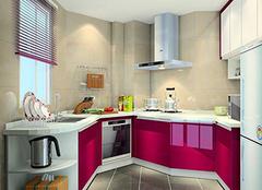 厨房装修设计常见的误区 看看你踩中了几条