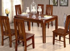 餐厅家具的选购要看什么 有哪些方面呢