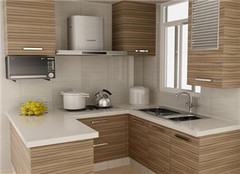  小户型厨房应该如何装修好 有哪些设计呢