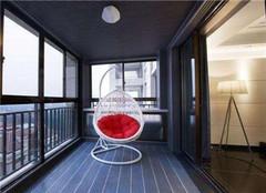 阳台装修应该选择什么样的灯 看看设计师怎么说