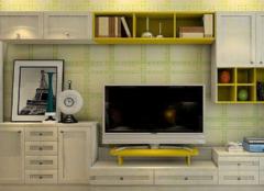 电视组合柜怎么选才对 让客厅更美观