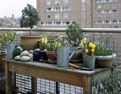 阳台空置可惜 盘点小阳台装修的注意要素