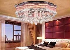 清洗水晶吊灯的要点有哪些 让家居更靓丽