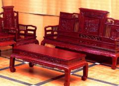 红木家具怎么选才对 简单的五步走法则