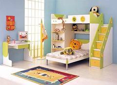 儿童家具之年龄分层简析 选择适合自家孩子的