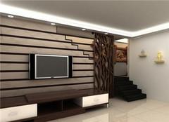木背景墙有哪些形式不同的种类 应该如何施工呢
