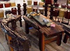 保养古船木家具的技巧 值得收藏