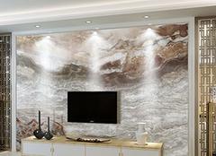 大理石背景墙的具体施工流程 这几点需注意