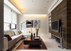 看木质材料如何打造背景墙 让生活不一样
