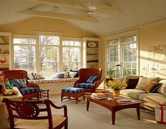 暖色系卧室温馨 室内装修暖色系色彩搭配窍门是什么