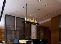 射灯优点都有哪些呢 让家居温馨感倍增
