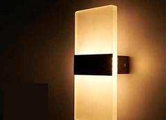 玻璃壁灯如何选购好 让家居瞬间高大上