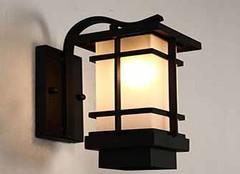 壁灯高度如何确定好 让家居更放心