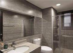 卫生间装修瓷砖应该怎么选择好 要注意哪些方面呢