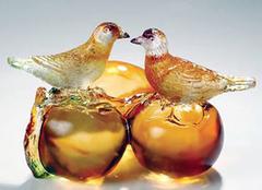 琉璃工艺品的特点有哪些 装扮家居的好物