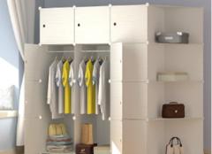 简易衣柜什么材质的比较好 一定有你看中的