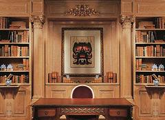 书柜选择也要按照空间搭配 适合自己的最重要