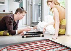 地暖安装时应做什么 地暖比别人家的热