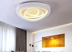 吸顶灯安装流程解析 装好灯具很简单