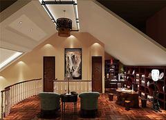 阁楼装修设计的四大重要事项