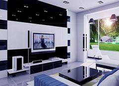 家居客厅吊顶的四种材料选购详解 你家的是哪种