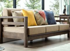 实木沙发好不好 装点出优雅的家居环境