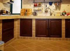砖砌橱柜怎么样 了解只为你更好地选择