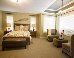 如何装修大空间卧室?这些装修技巧帮到你
