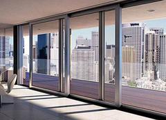 铝合金门窗安装注意详情 光亮美观都要