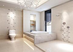 卫浴间无障碍装修 安装卫浴产品的注意事项