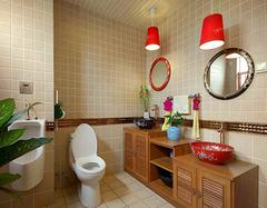 卫生间装修什么地方不能省 确定不看看?