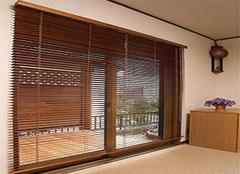 实木百叶窗都有哪些好处 让家居更显品味