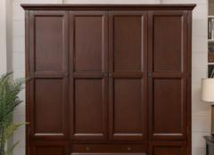 实木衣柜怎么保养才对 让衣服也有个舒适的家