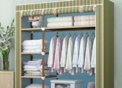 简易衣柜怎么选才对 一定要方方面面都达到要求