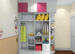 儿童衣柜的选购要看什么 有哪些方面呢