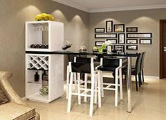 客厅隔断柜设计要点有哪些 要美观还要实用