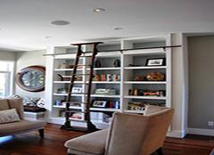 客厅书柜墙的设计形式有哪些 打造书香缭绕的居室