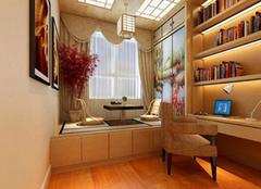 书房装修风格分类解析 带来不一样的读书体验