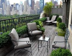 阳台装修有什么要点 为你增添生活情趣