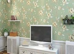 家居背景墙壁纸的选购要点详解 装饰家居时尚