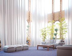 室内窗帘装饰功能强大 教你选择优质窗帘的窍门都是什么