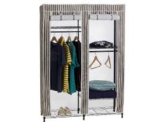 布衣柜怎么组装 简单的三步骤帮您轻松搞定