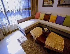 冬天你缺少一条地毯 教教您选购室内地毯的小窍门吧