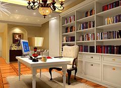 如何选择书房中的灯具 你是否选对了呢