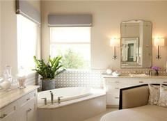 小户型浴室装修设计应该考虑哪些 这些细节要注意
