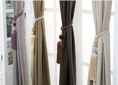 布艺窗帘怎么搭配房间好 让居室无遗憾