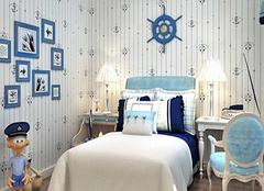 地中海风格儿童房装修简析 掌握色彩重点