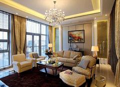 客厅怎么装修更显高大上 设计师提前透露