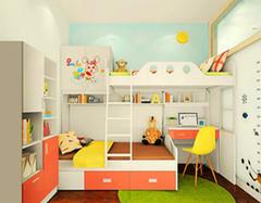 儿童房装修实用锦囊 这样装出来孩子必爱